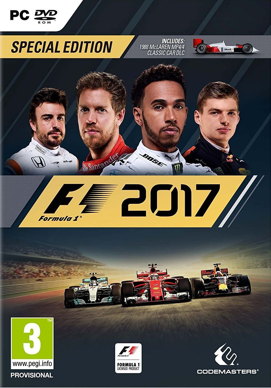F1 2017 Special Edition (PC) - 1