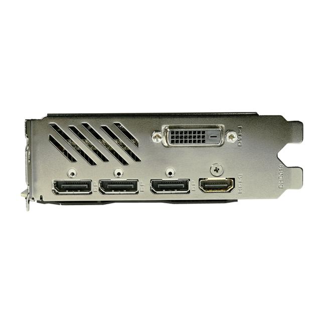 ВИДЕО КАРТА GIGABYTE RX 580 GAMING-8GD , 8GB GDDR5 256 BIT, DISPLAYPORT, HDMI, DVI-D - 7