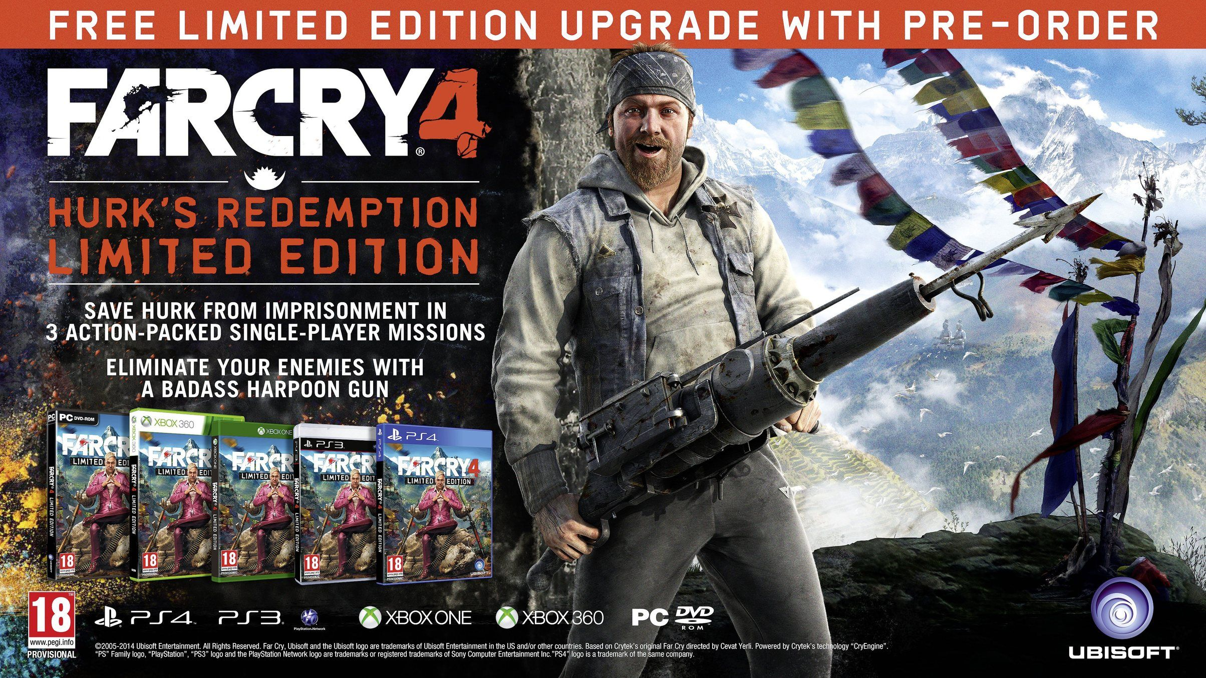 Far Cry 4 (PS4) - 5