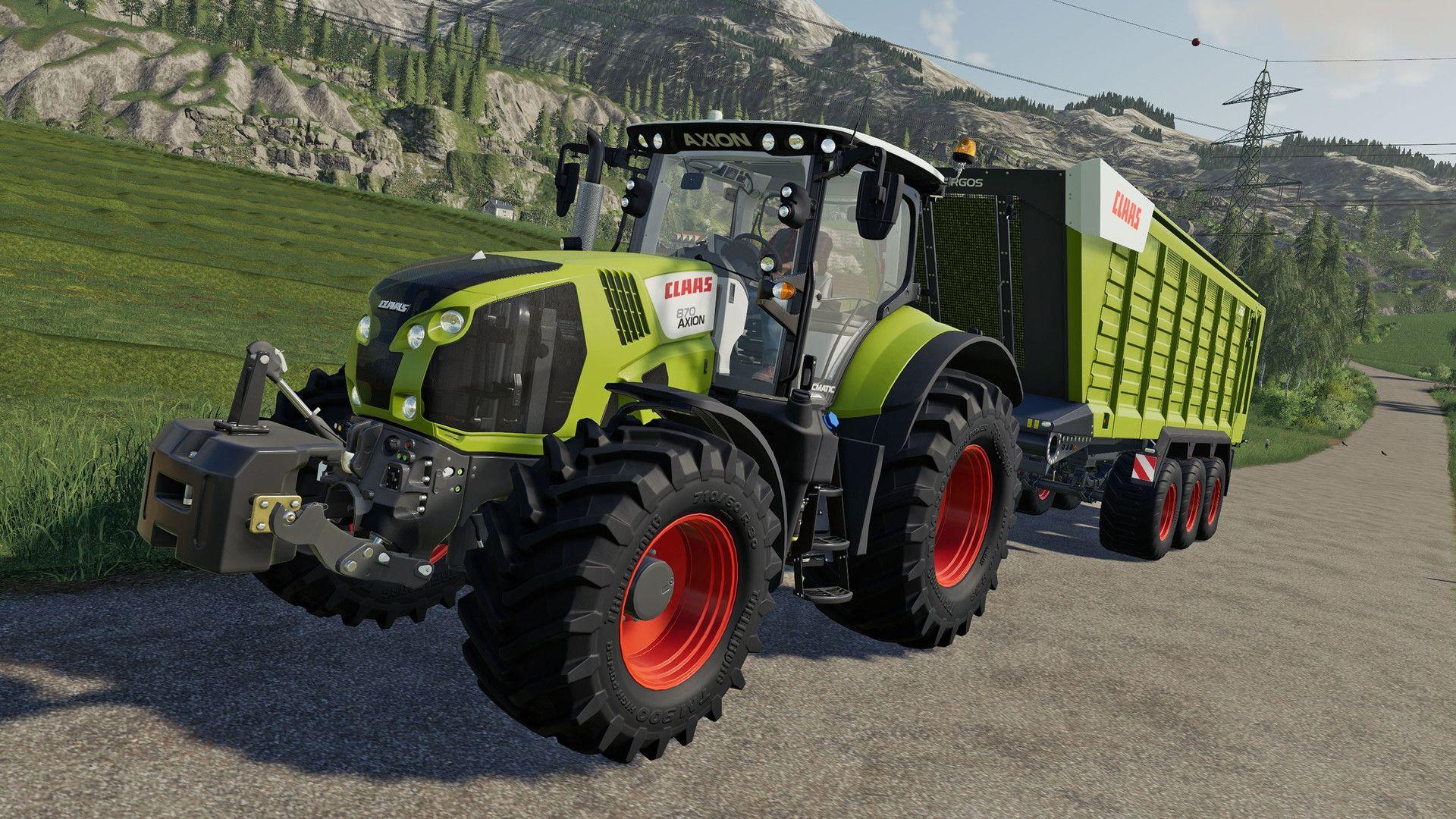 Farming Simulator 19 - Platinum Edition (PS4) - 2