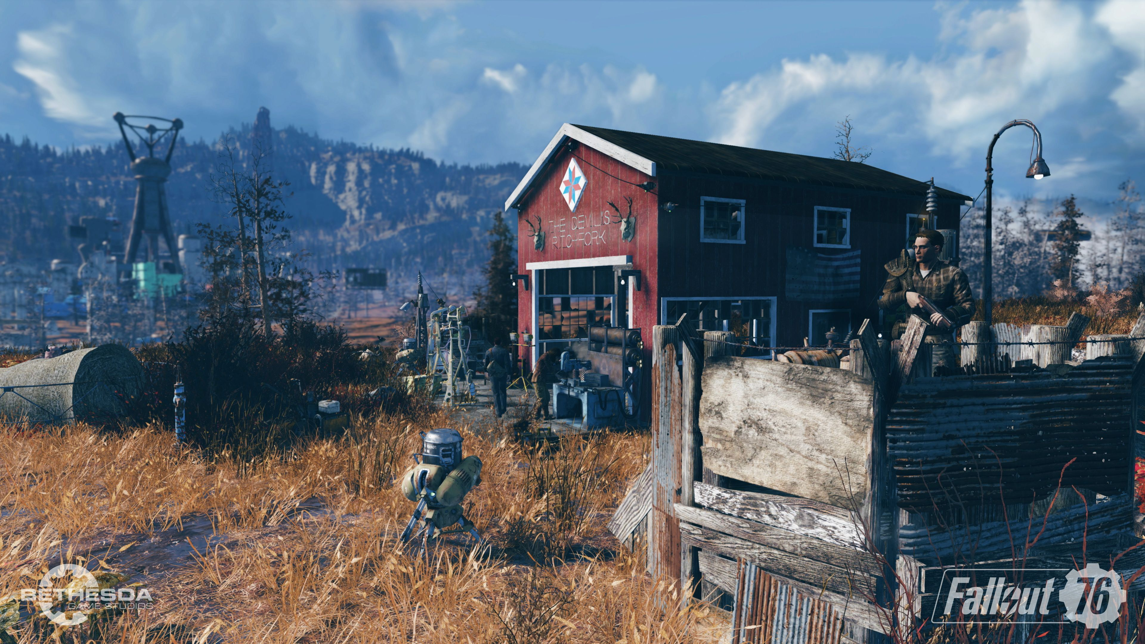 Fallout 76 (PS4) - 12