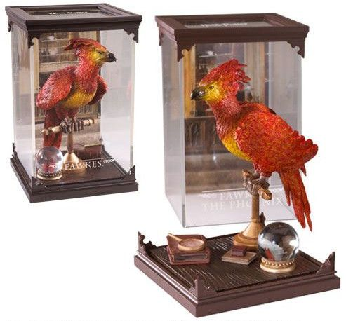 Фигура Harry Potter - Magical Creatures: Fawkes, 19 cm - 1