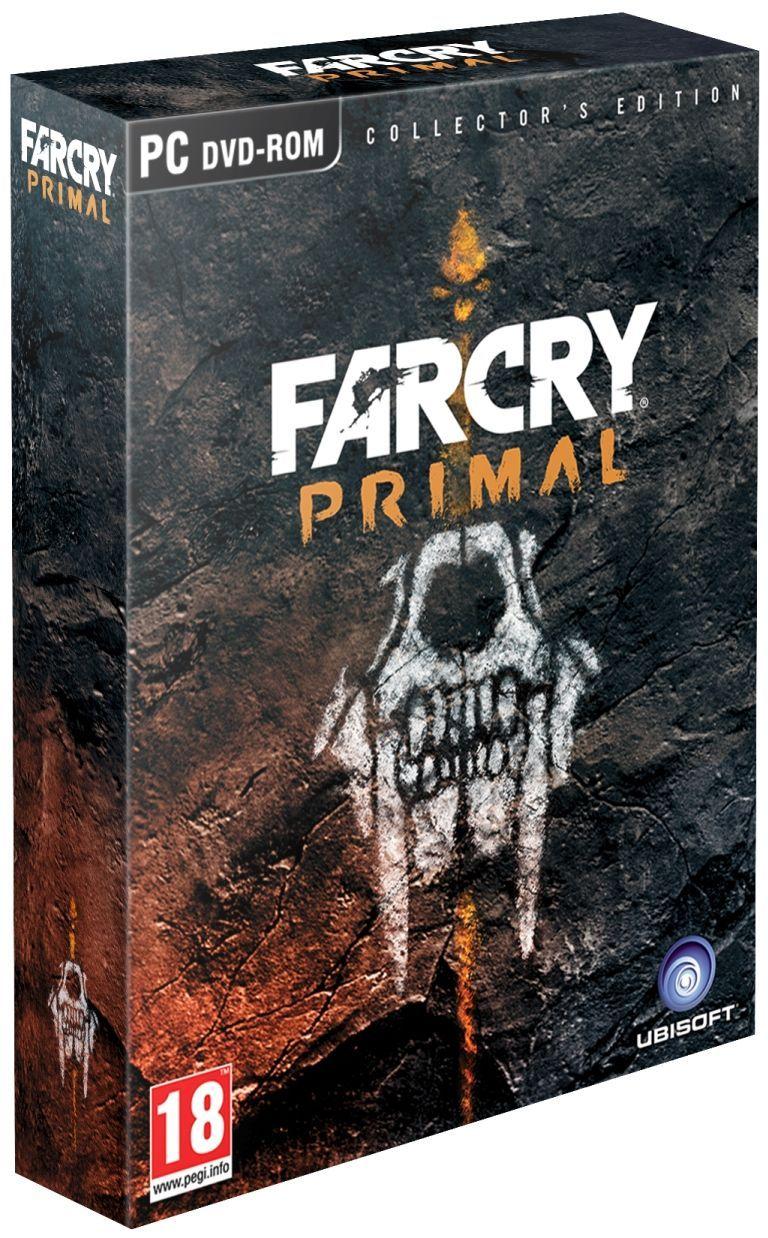 Far Cry Primal Collector's Edition (PC) - 1