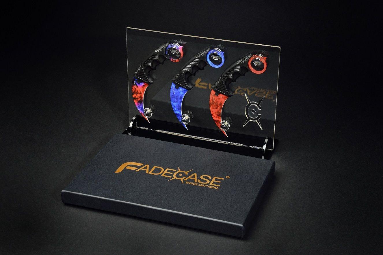 Поставка Fadecase за ножове Karambit - 1