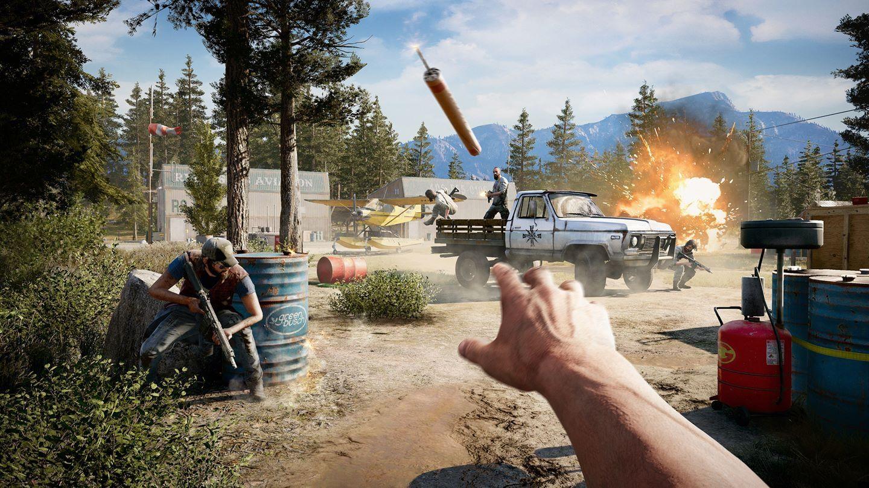 Far Cry New Dawn + Far Cry 5 (PS4) - 10