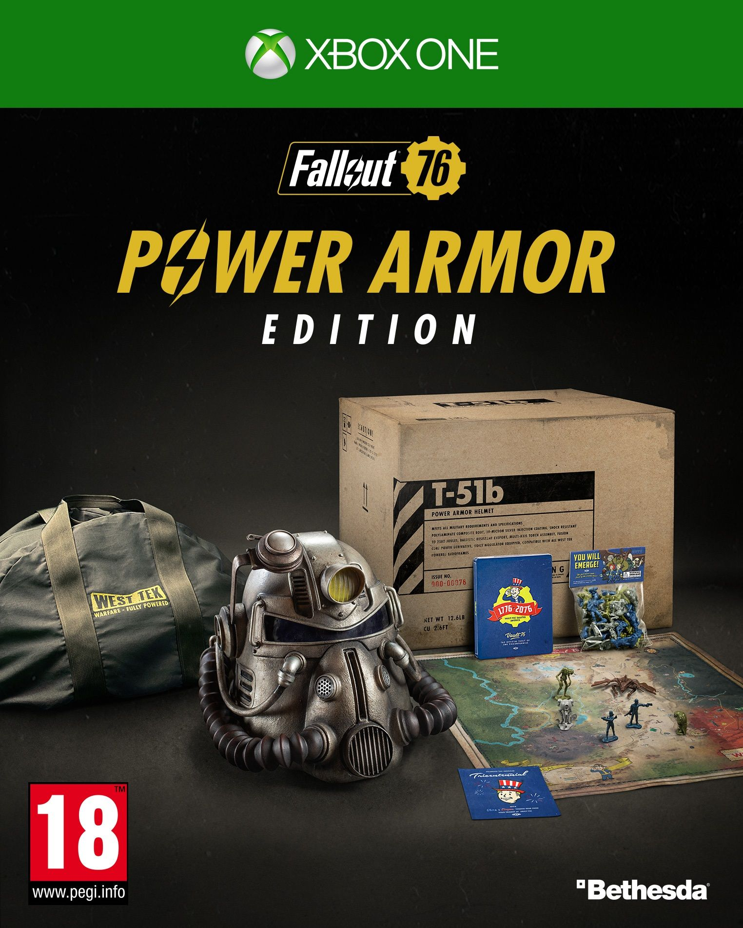 Fallout 76 Power Armor Edition (Xbox One) - 1