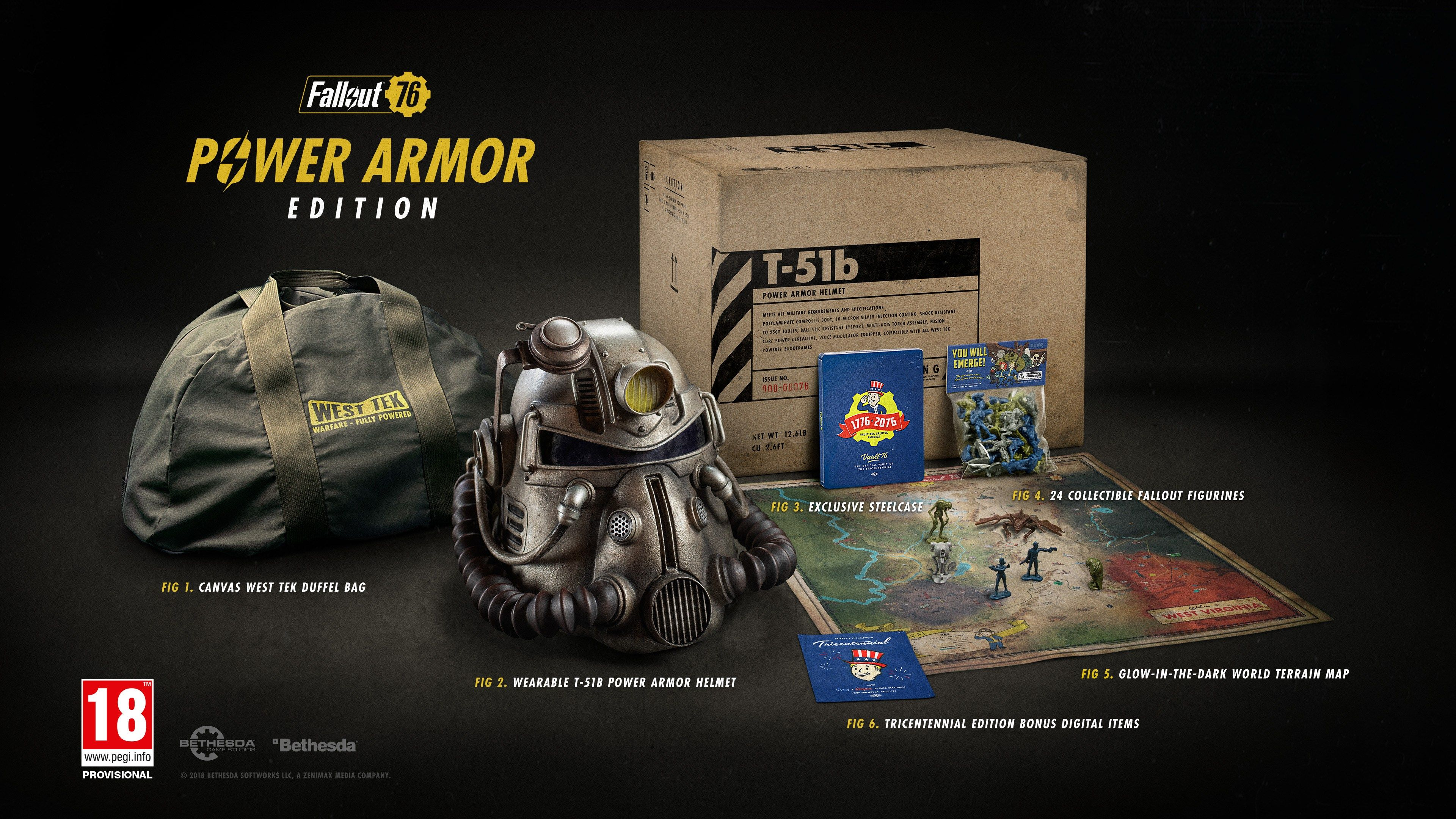 Fallout 76 Power Armor Edition (Xbox One) - 3