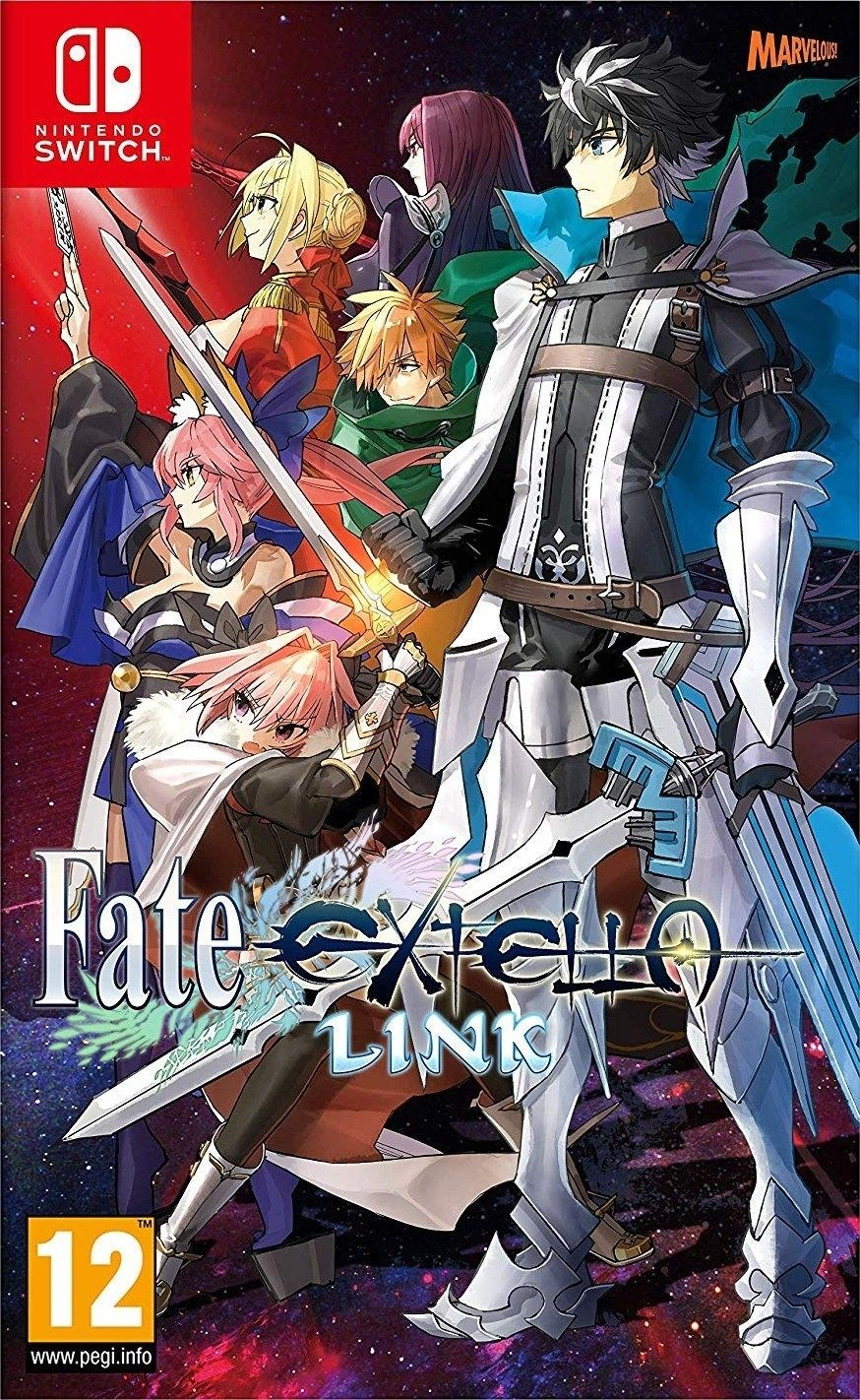 Fate/Extella Link (Nintendo Switch) - 1