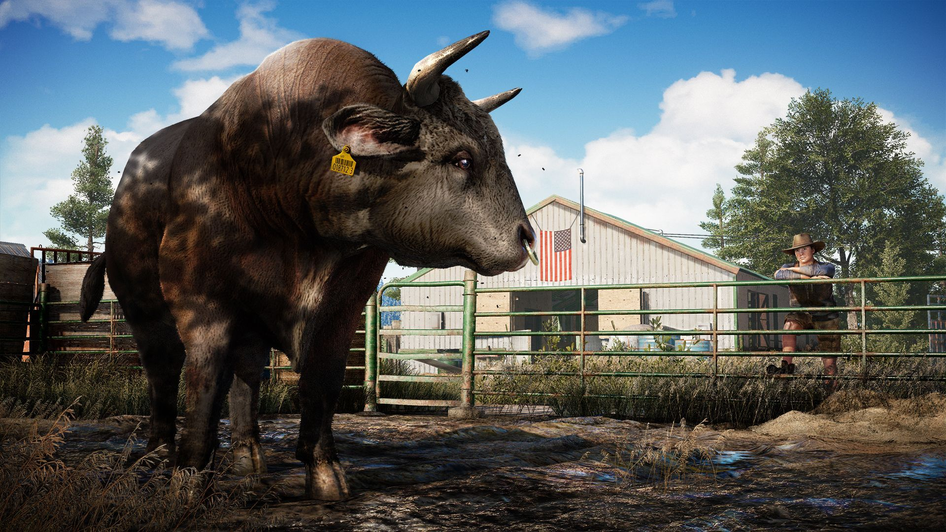 Far Cry 5 Father Collector's Edition (PS4) - 8