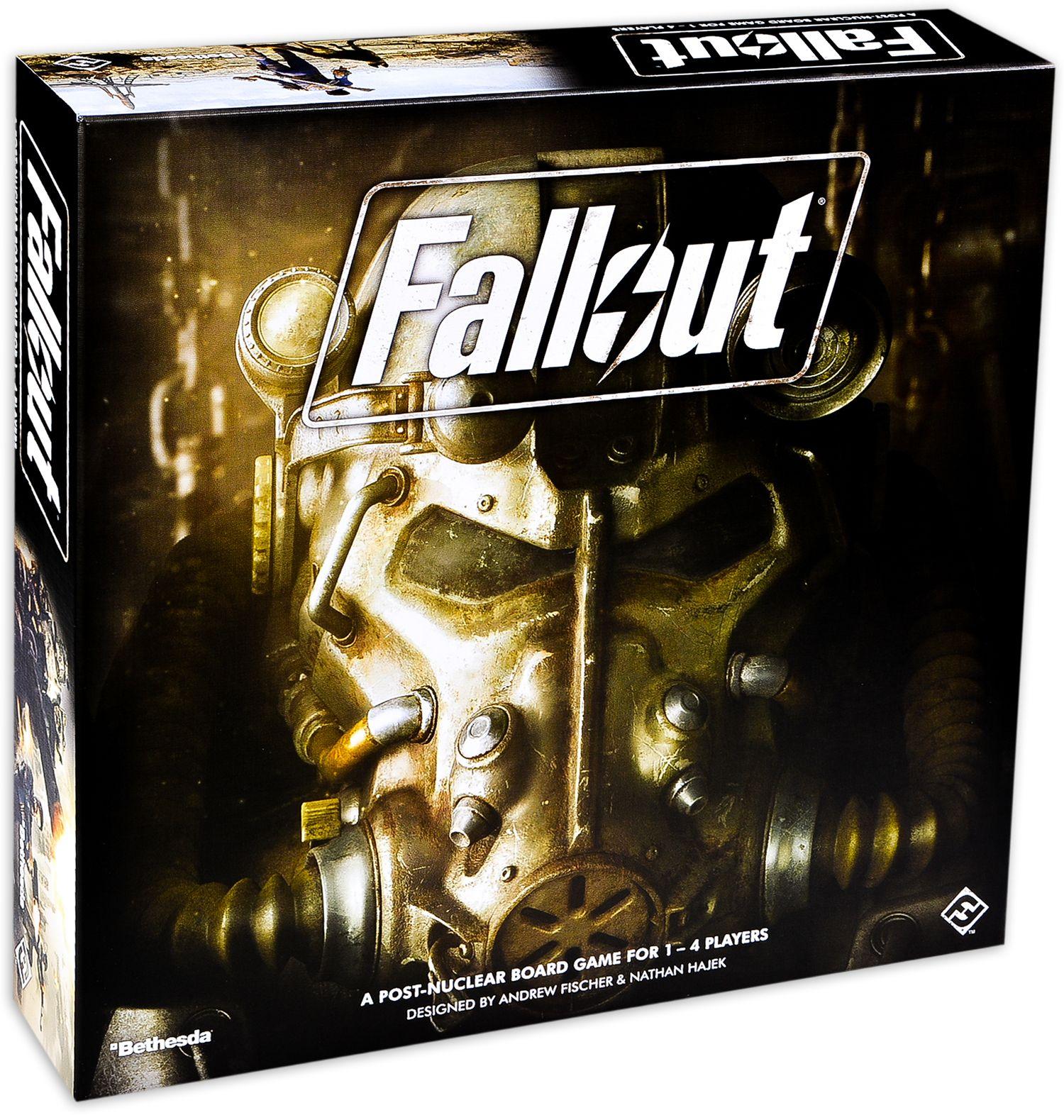 Настолна игра Fallout - 1