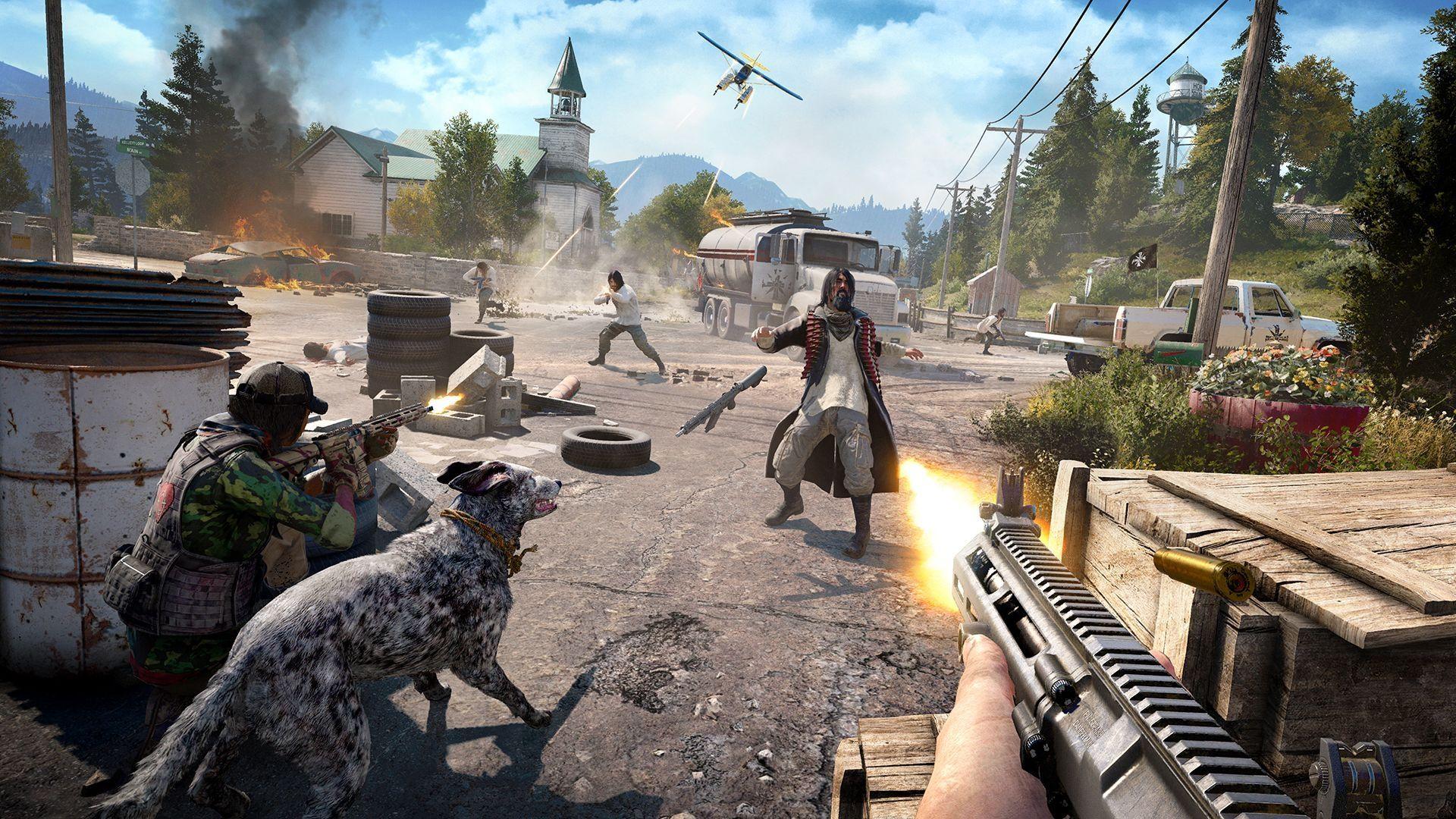 Far Cry 4 + Far Cry 5 (PS4) - 5