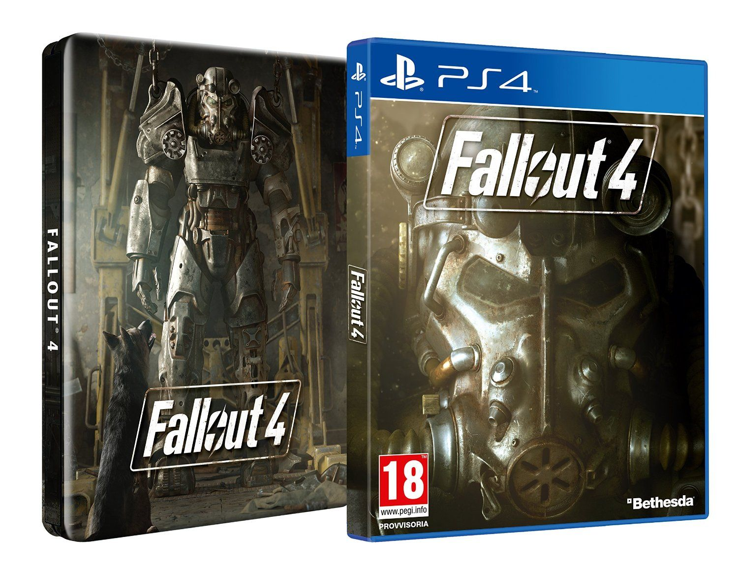 Fallout 4 Steelbook Edition (PS4) - 1