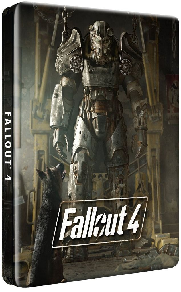Fallout 4 Steelbook Edition (PS4) - 3
