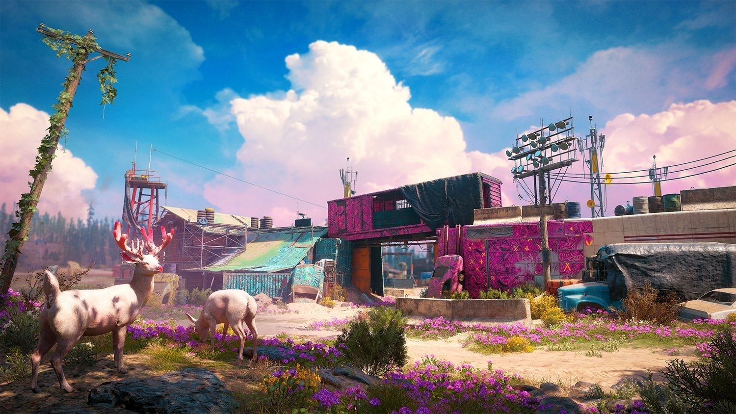 Far Cry New Dawn Superbloom Deluxe Edition (PS4) - 7