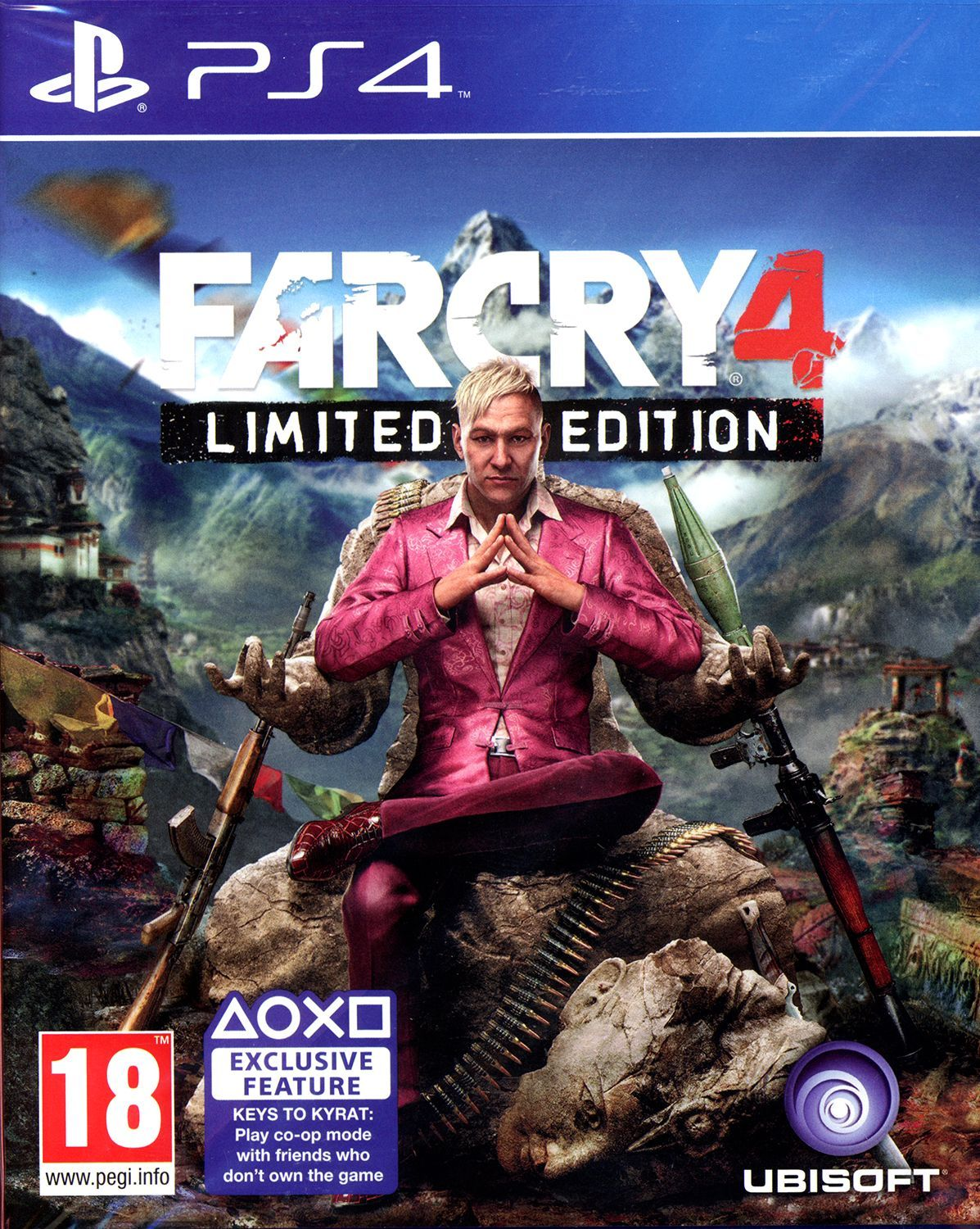 Far Cry 4 (PS4) - 10