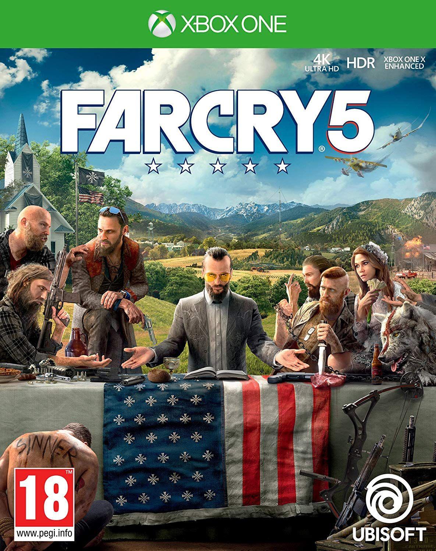Far Cry 5 (Xbox One) - 1
