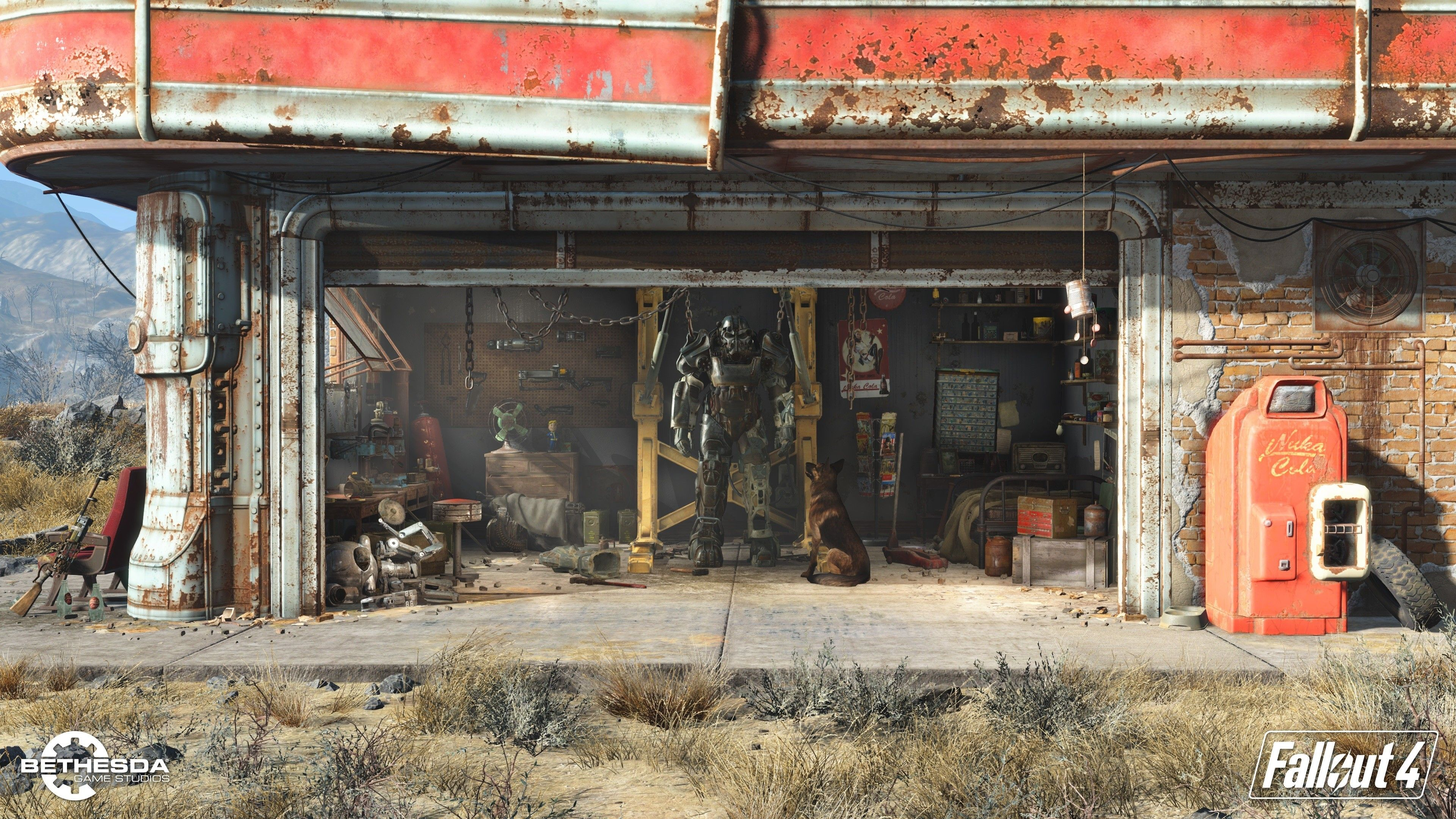 Fallout 4 Steelbook Edition (PS4) - 9