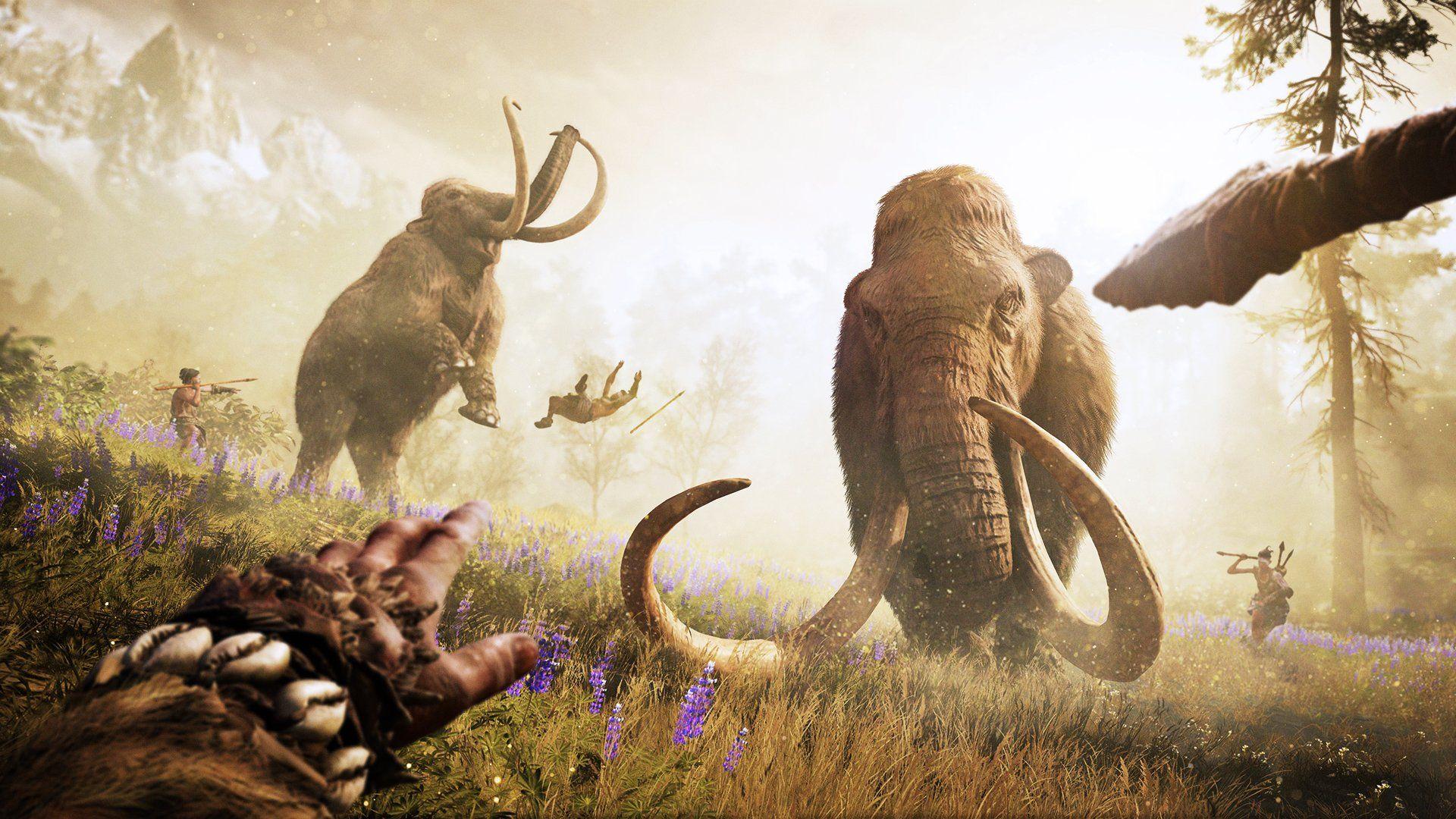 Far Cry Primal Collector's Edition (PC) - 4