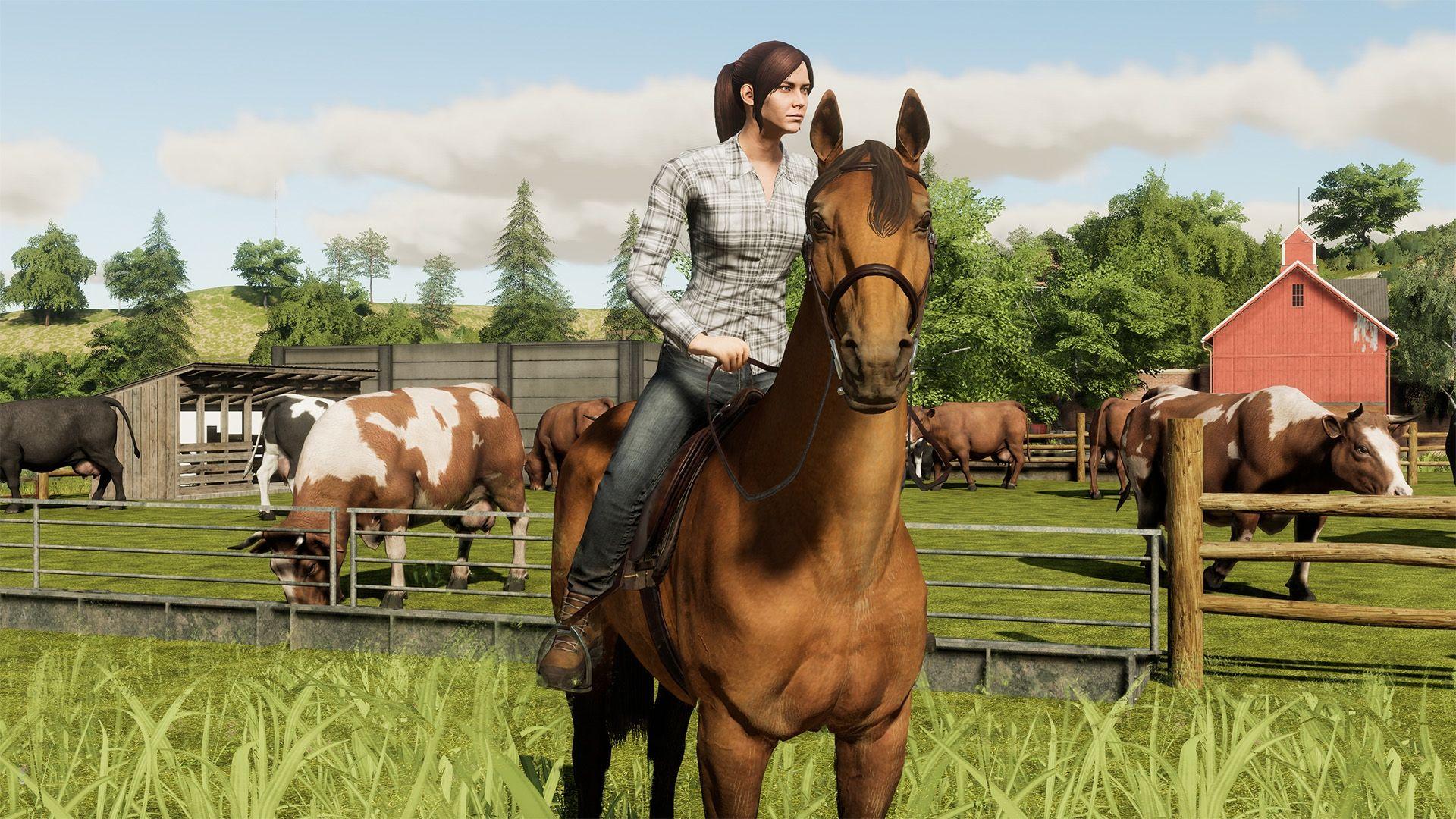 Farming Simulator 19 - Platinum Edition (PS4) - 4