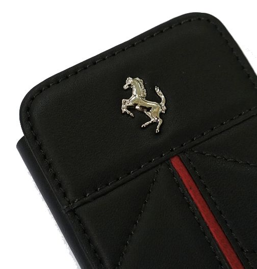 Ferrari California Series Book за iPhone 5 - Flip-Case - 4