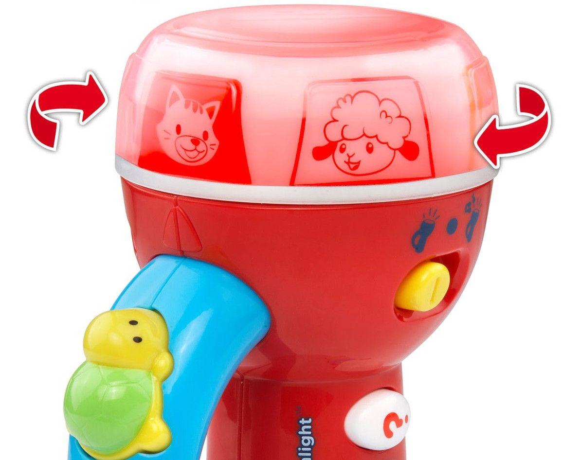 Бебешка играчка Vtech - Музикално фенерче - 4