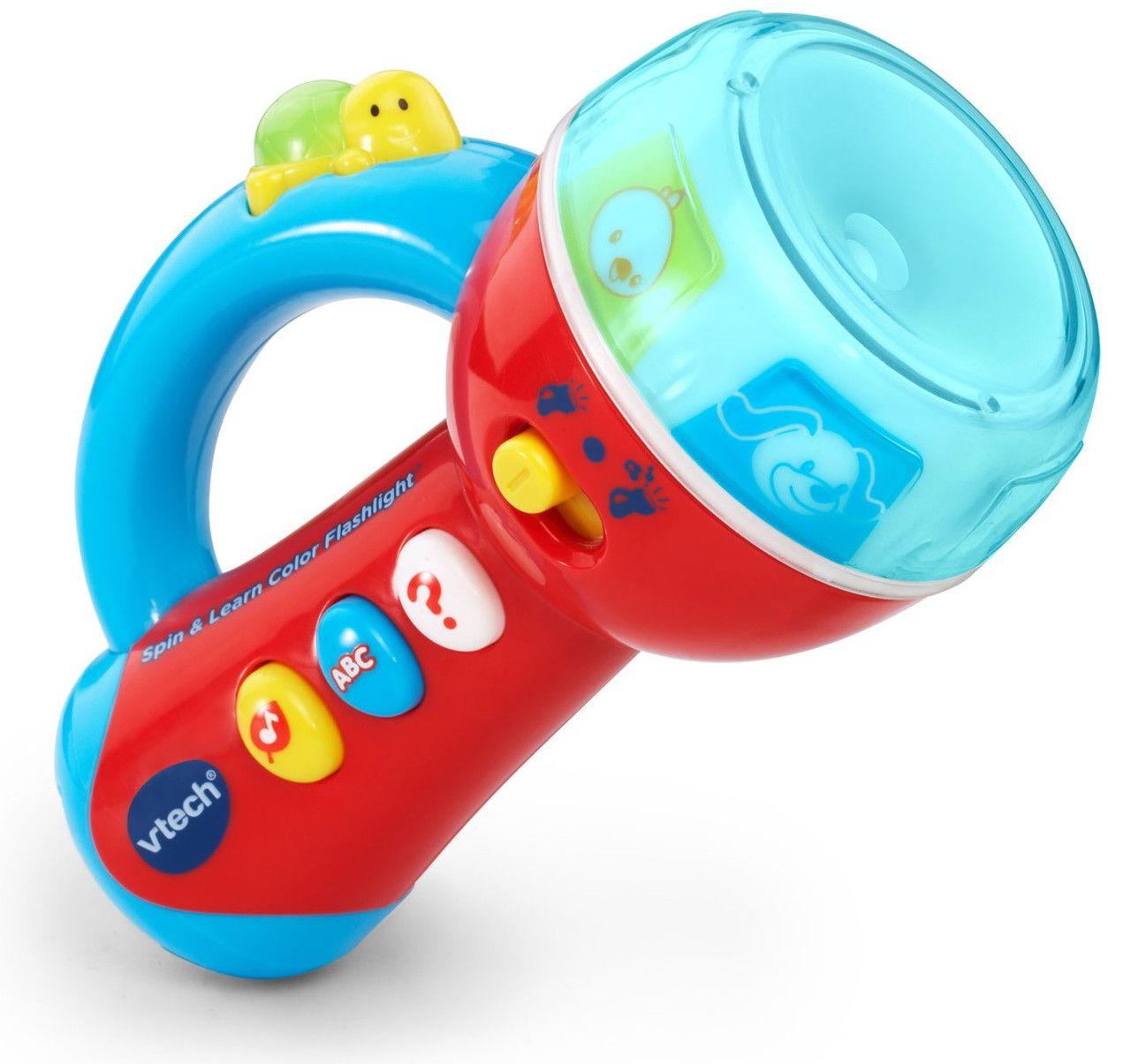 Бебешка играчка Vtech - Музикално фенерче - 2