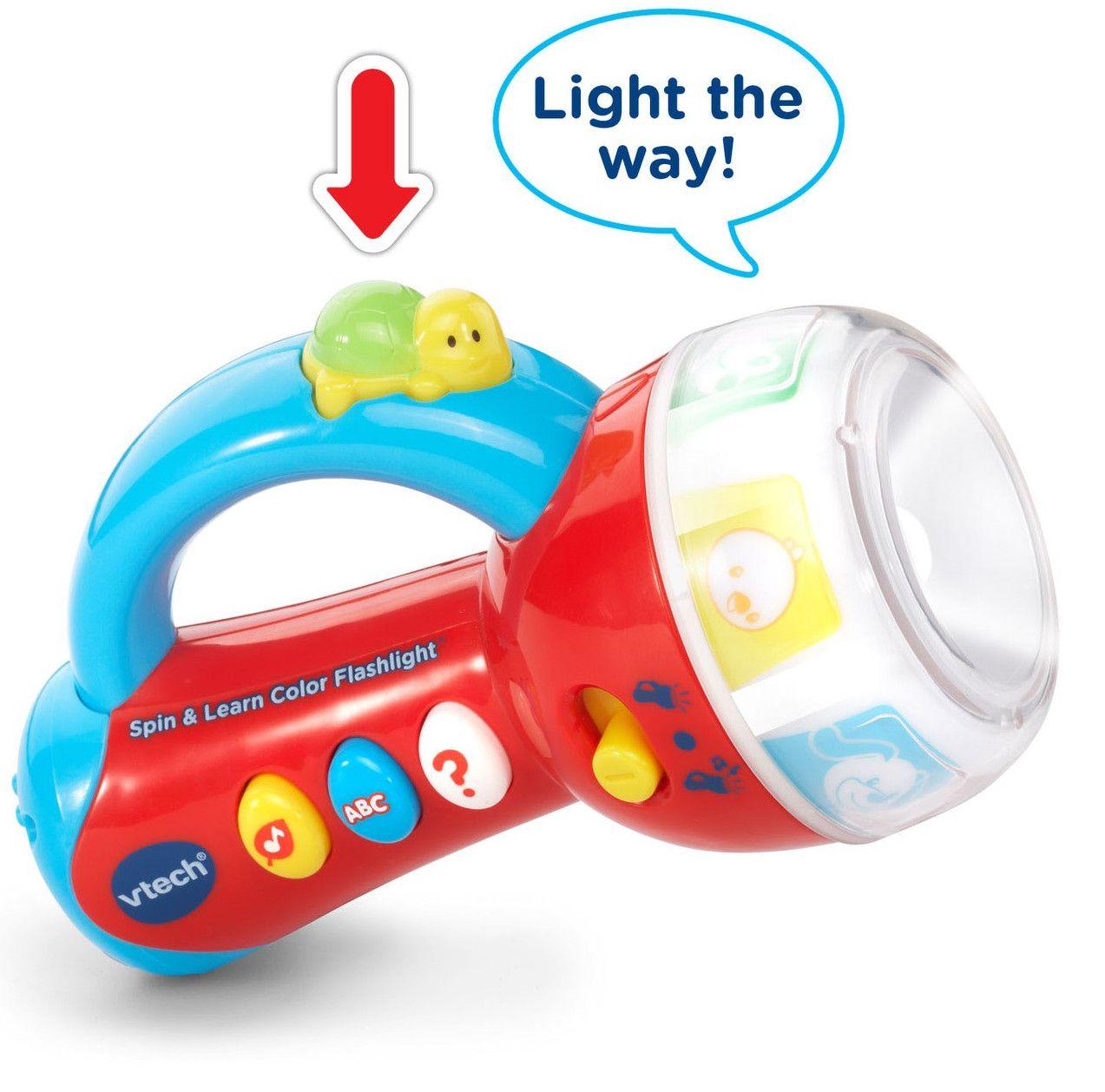 Бебешка играчка Vtech - Музикално фенерче - 5