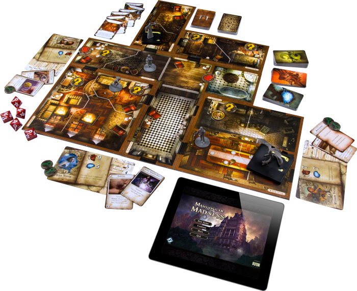 Настолна игра Mansions of Madness: Second Edition - 5