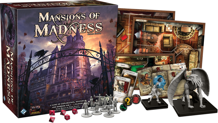 Настолна игра Mansions of Madness: Second Edition - 3