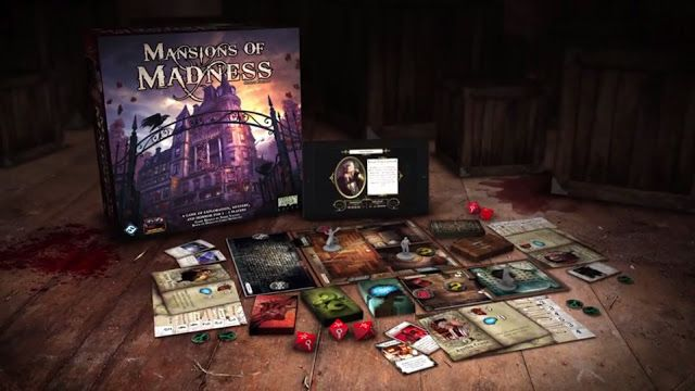 Настолна игра Mansions of Madness: Second Edition - 4