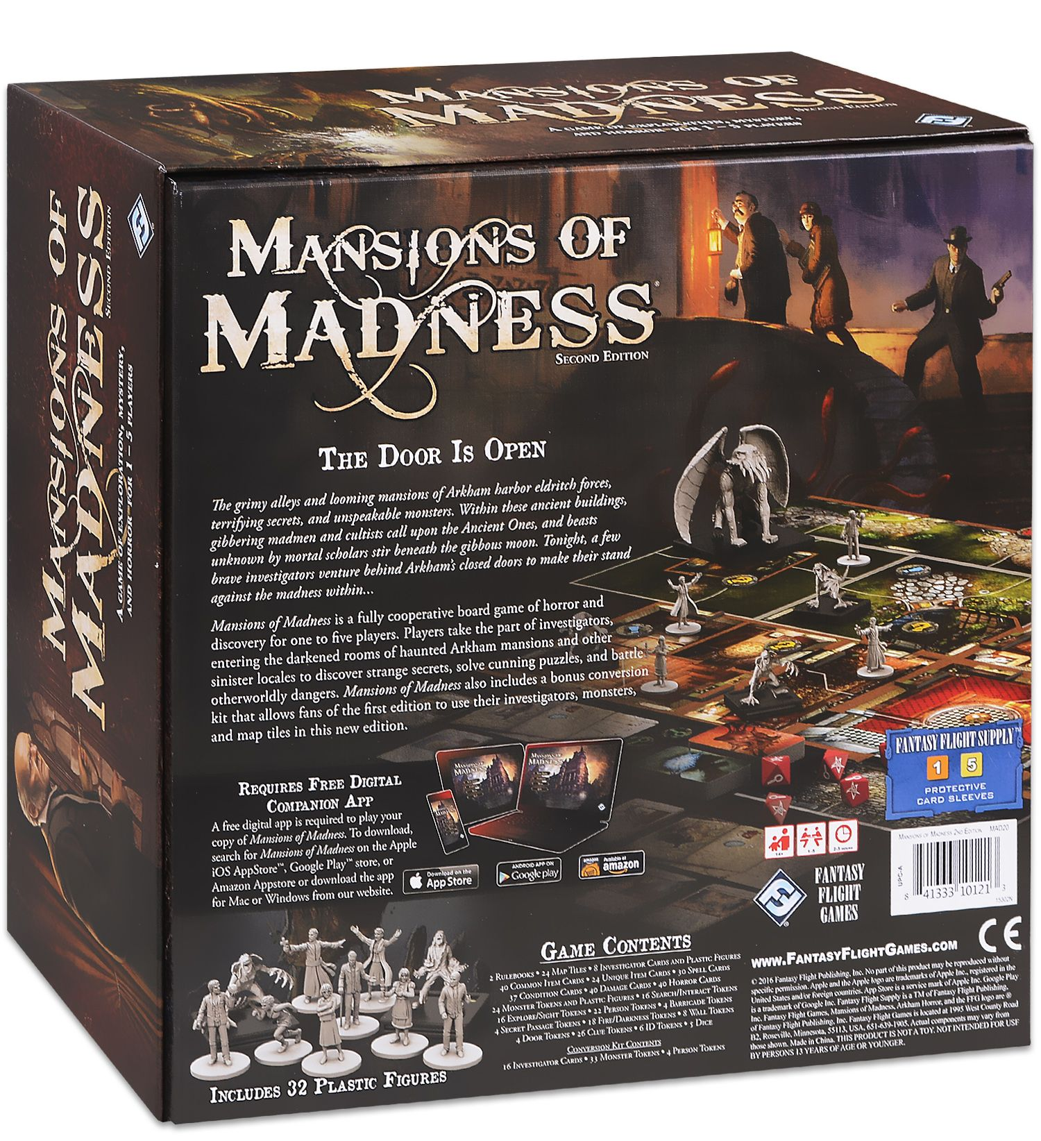 Настолна игра Mansions of Madness (Second Edition) - 2