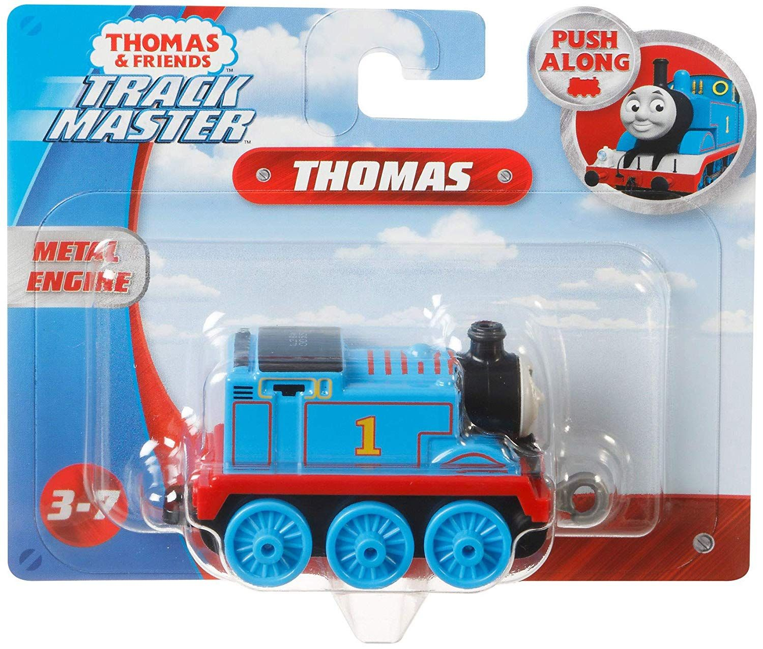 Детска играчка Fisher Price Thomas & Friends - Томас - 4