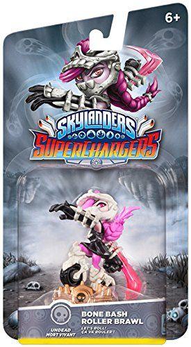 Фигура Skylanders Superchargers Bone Bash Roller Brawl - 2