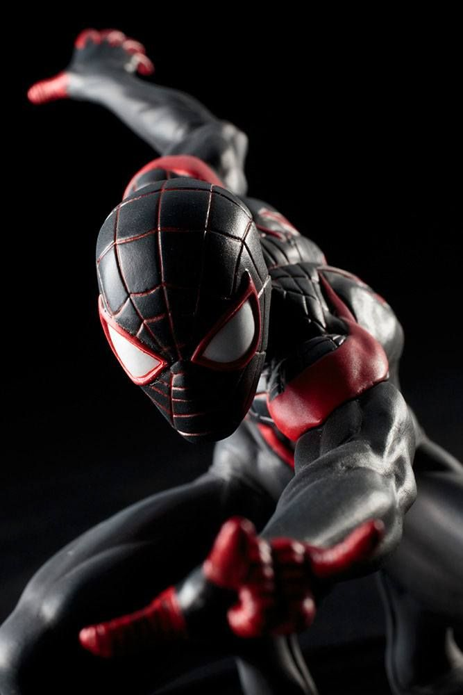 Фигура Marvel Now! - Spider-Man (Miles Morales), 11 cm - 2