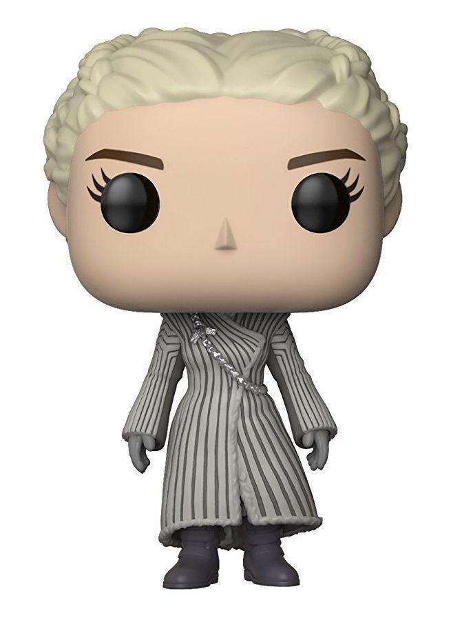 Фигура Funko Pop! Television: Game of Thrones - Daenerys in White Coat, #59 - 1