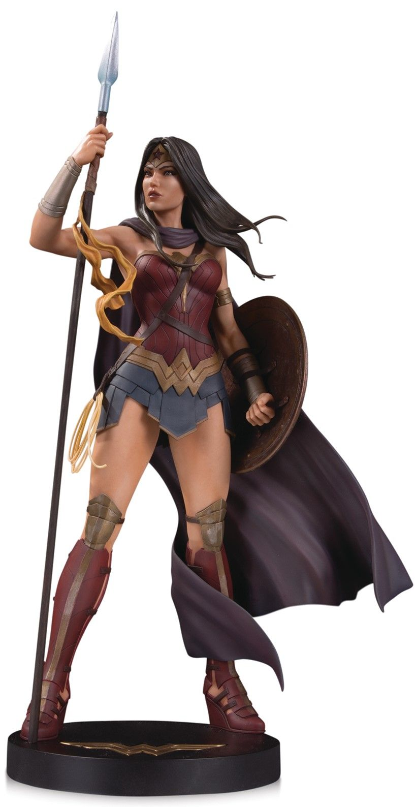 Фигура Diamond Select DC Designer Series - Wonder Woman, 40 cm - 1