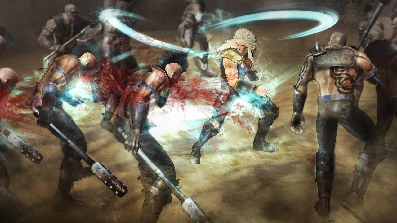 Fist of the North Star: Ken's Rage 2 (Xbox 360) - 9