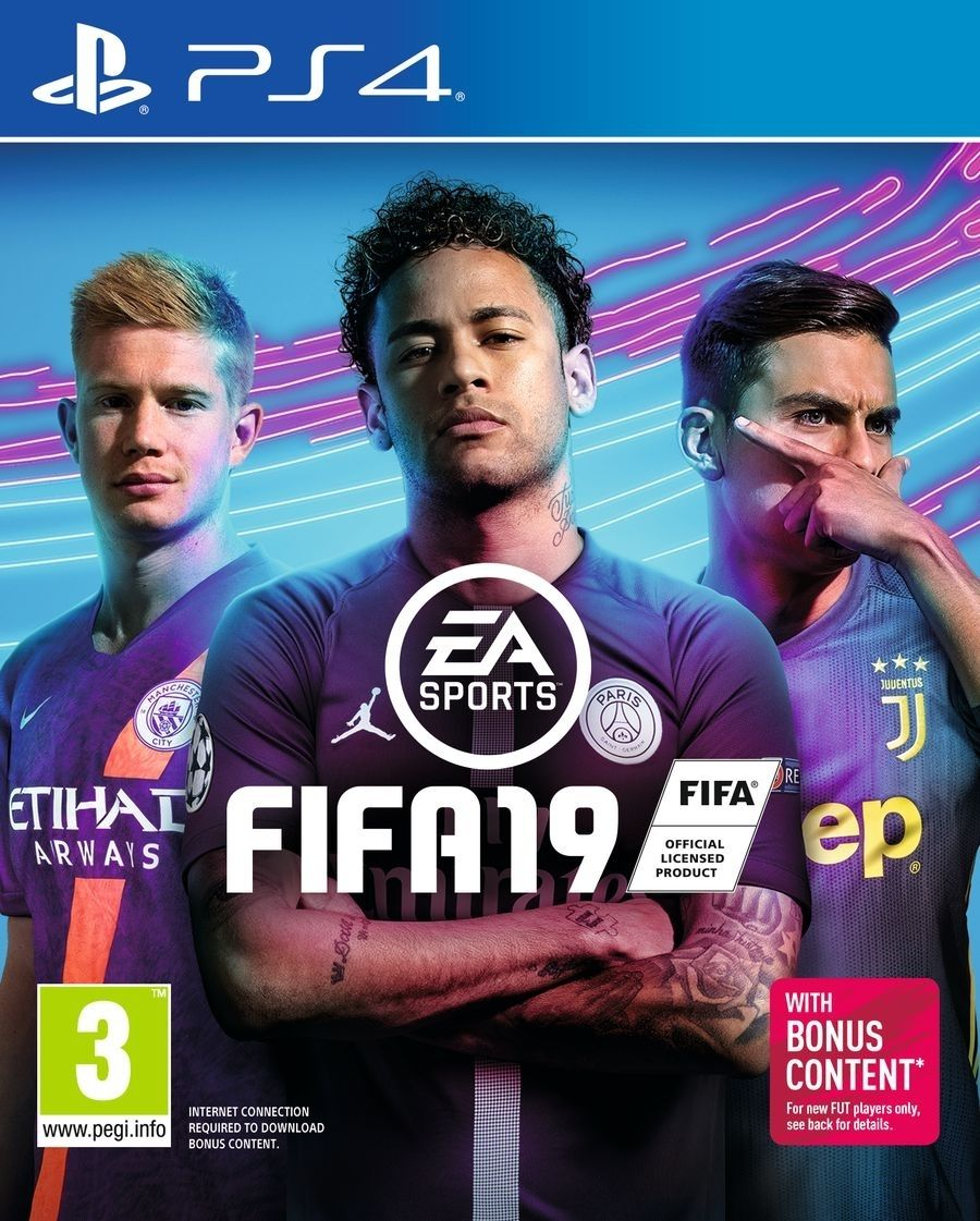 FIFA 19 (PS4) - 1