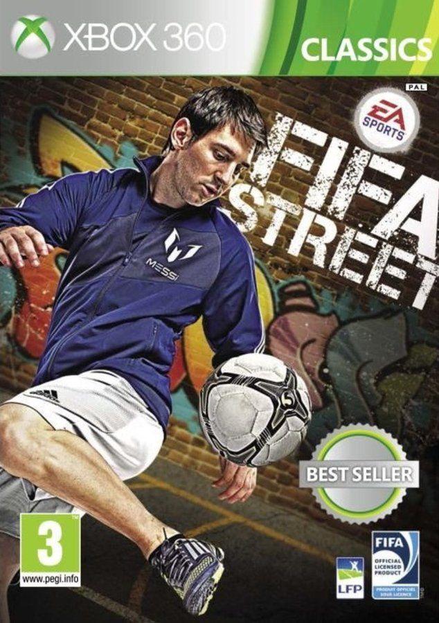 FIFA Street (Xbox 360) - 1