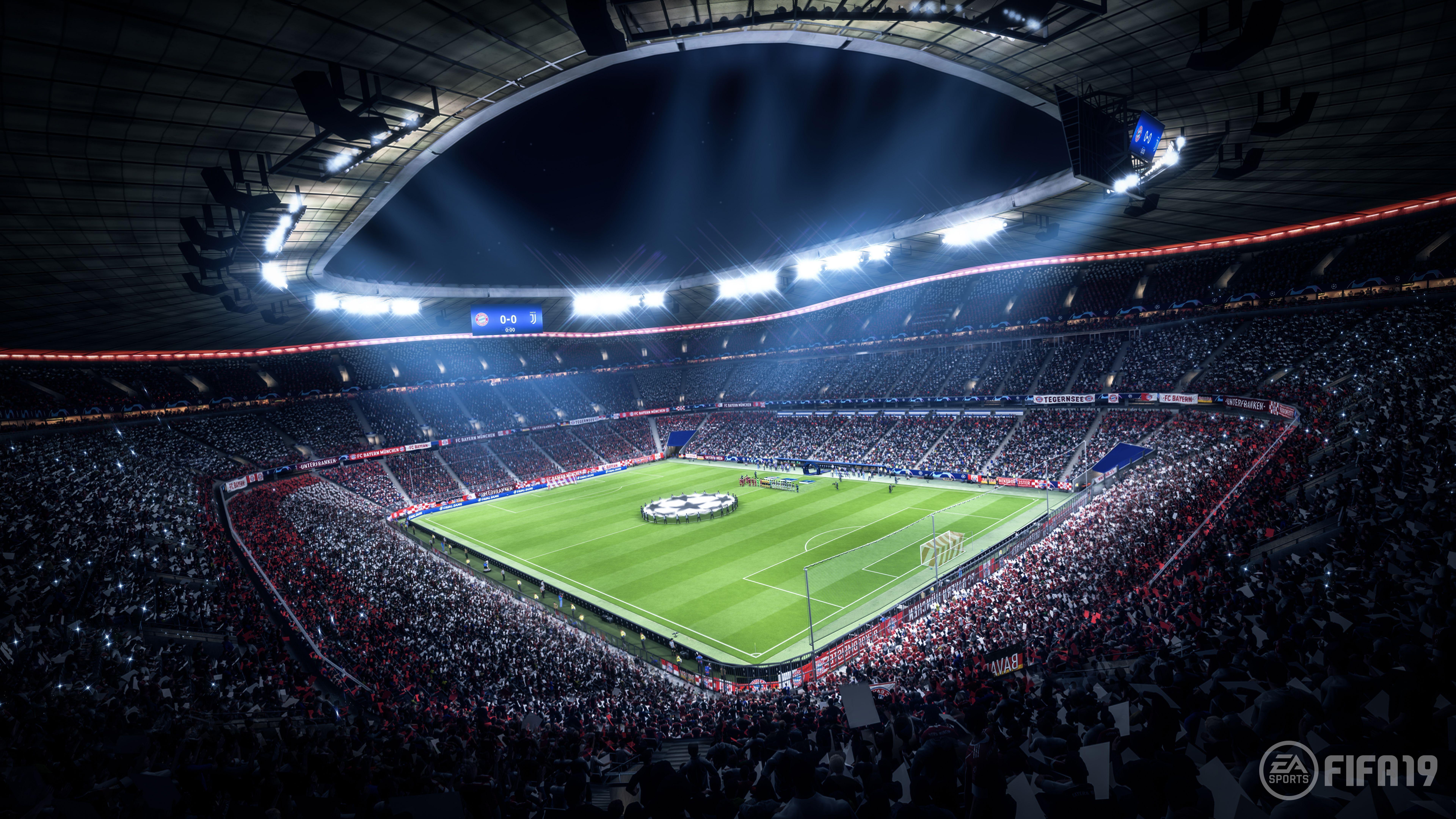 FIFA 19 Champions Edition (PS4) + подарък албум Panini 365 - 2019 - 4