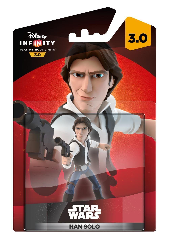 Фигура Disney Infinity 3.0 Star Wars Han Solo - 3