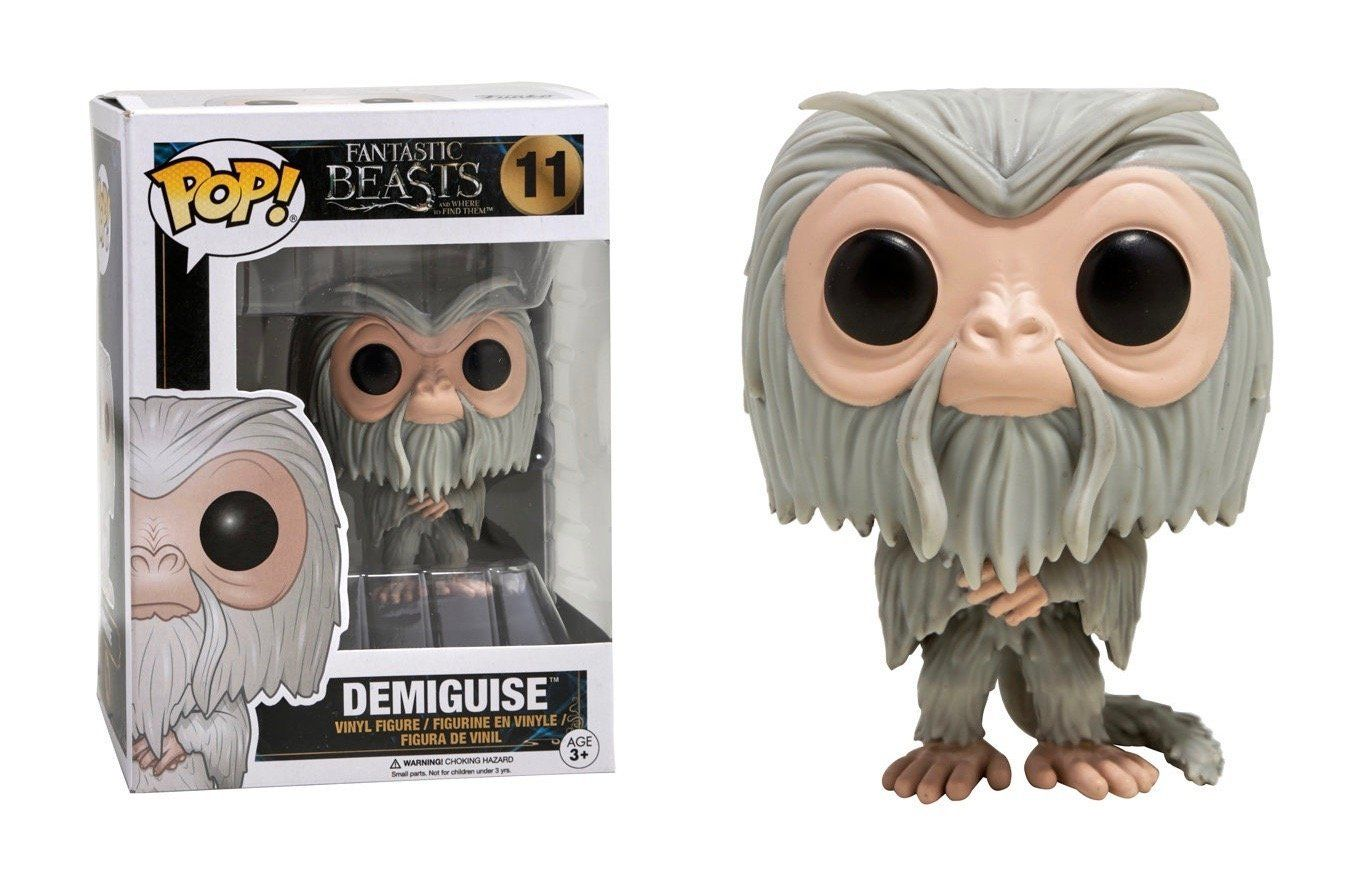 Фигура Funko Pop! Movies: Fantastic Beasts and Where to Find Them - Demiguise, #11 - 2