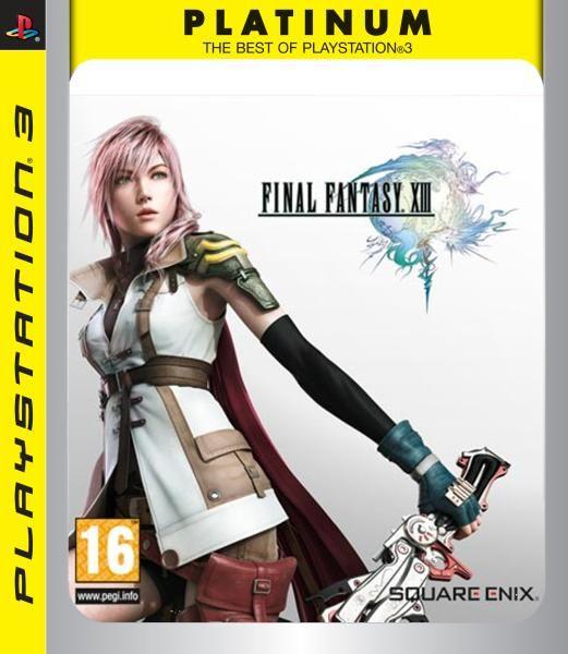 Final Fantasy XIII-Platinum (PS3) - 1