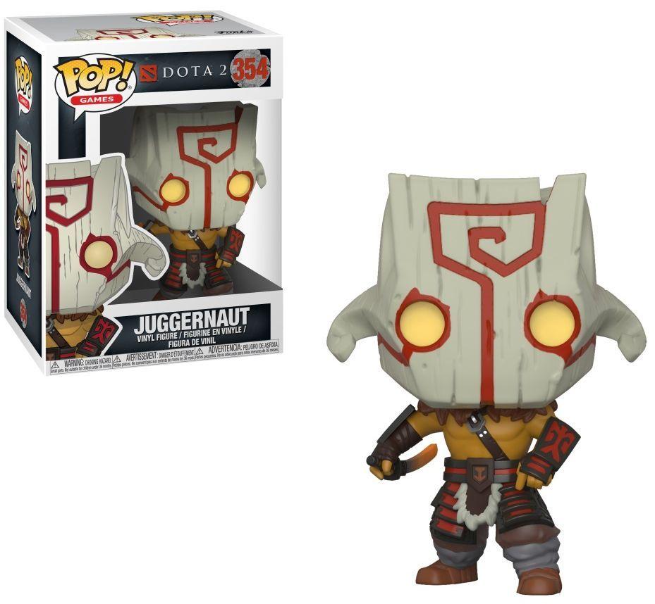 Фигура Funko Pop! Games: Dota 2 - Juggernaut, #354 - 2
