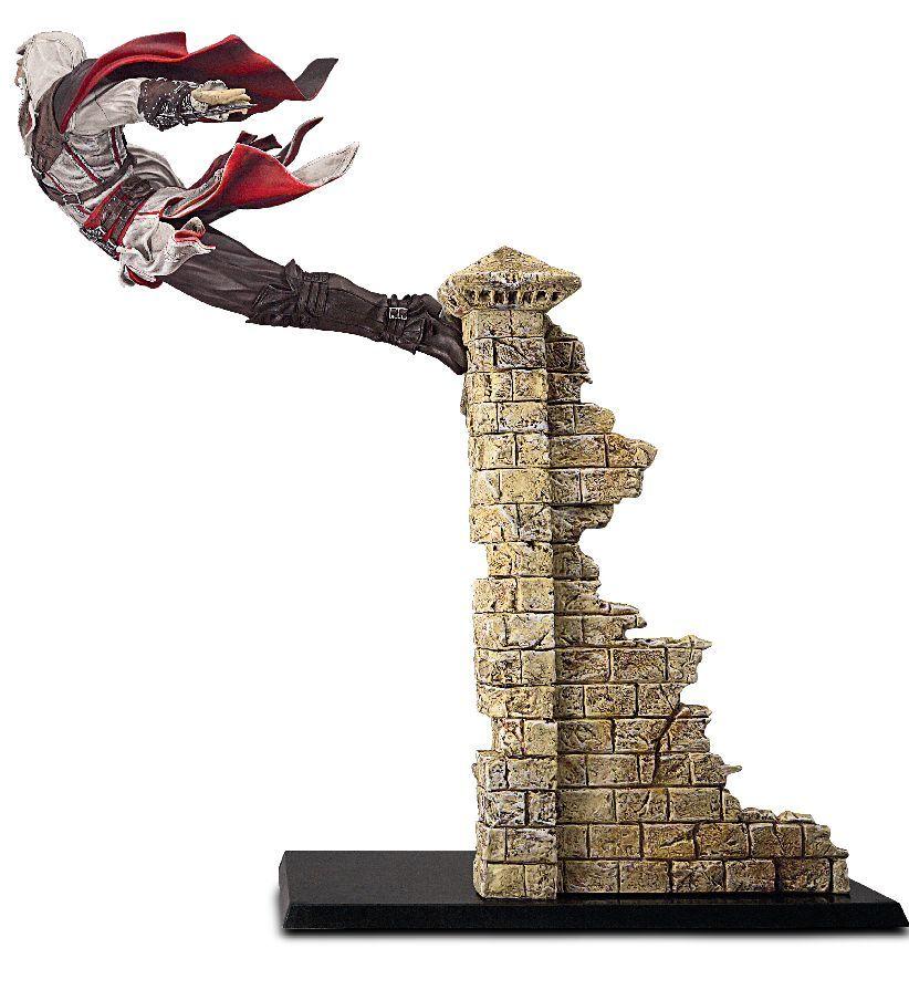 Assassin's Creed II Ezio Leap of Faith фигура  - 3