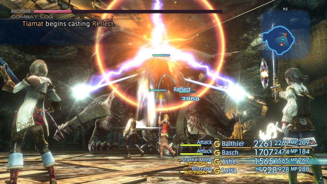 Final Fantasy XII The Zodiac Age (PS4) - 4