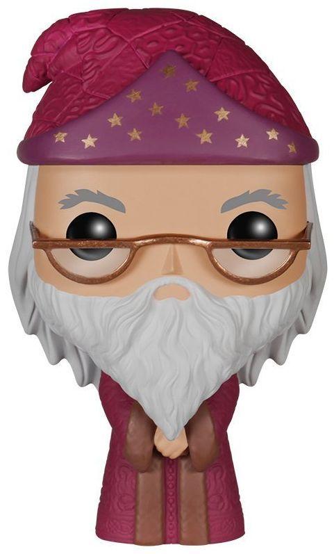 Фигура Funko Pop! Movies: Harry Potter - Albus Dumbledore, #04 - 1
