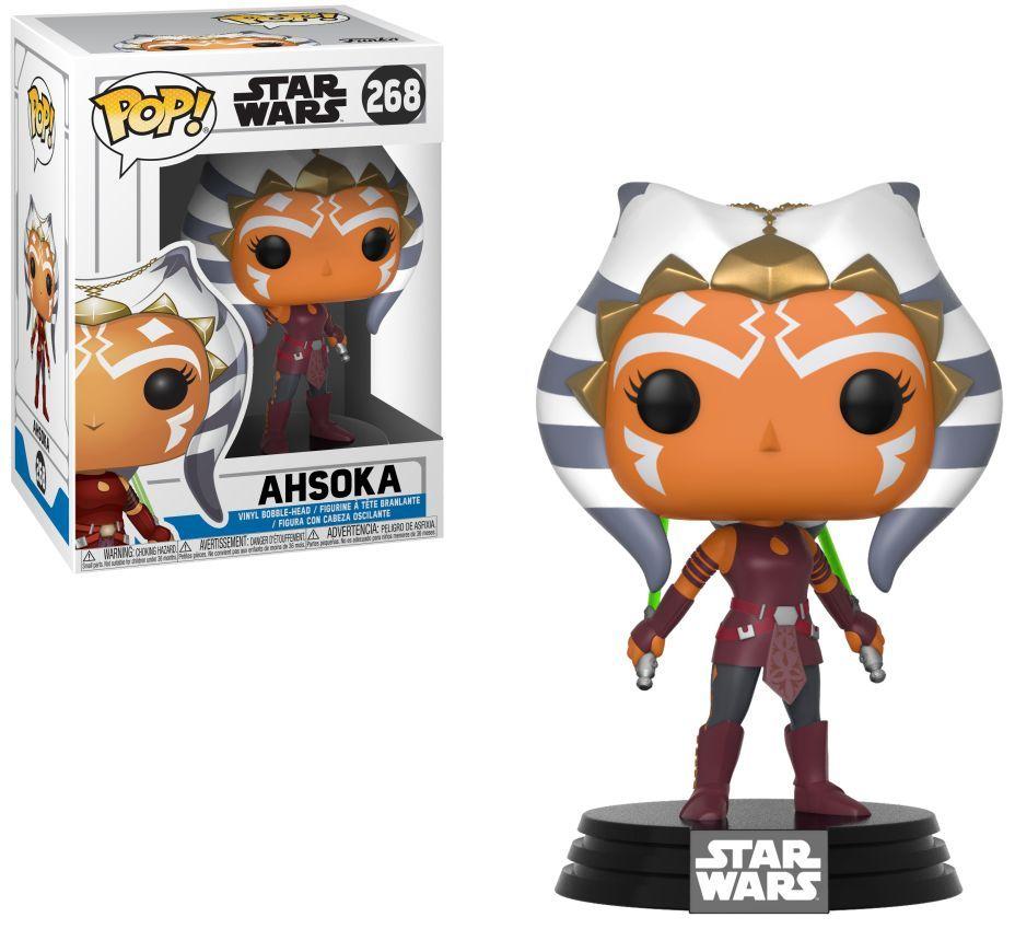 Фигура Funko Pop! Star Wars - Ahsoka, #268 - 2