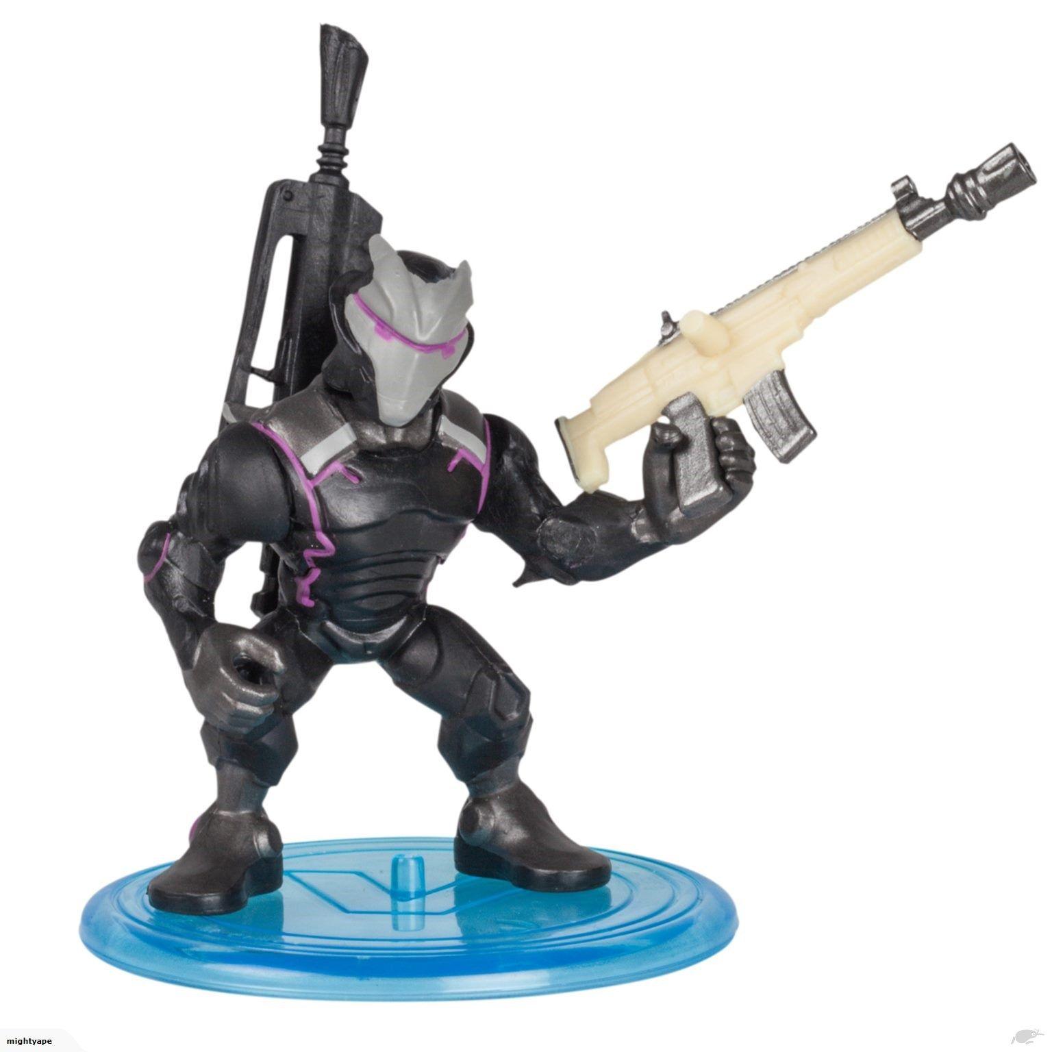 Фигурка Moose Fortnite Battle Royale - Omega, с 2 оръжия - 2