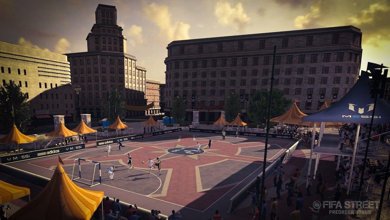 FIFA Street (Xbox 360) - 8